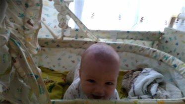 Одна из первых улыбок. Конкурс (С улыбкой по жиз
