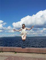 Июньским днем в Петрозаводске