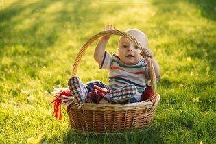 Солнечный мальчик