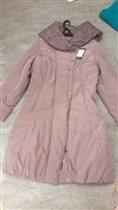 Пальто халле 46 размер полноразмерное
