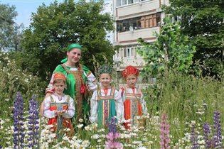 Русское лето