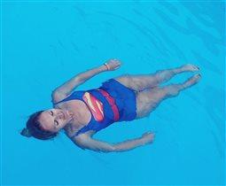 Релакс в бассейне)