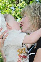 Поцелуй Любимой!