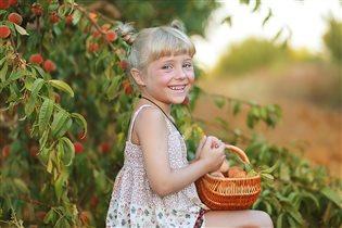 Персиковое настроение