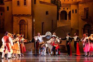 «Летние балетные сезоны»: необычное в классике