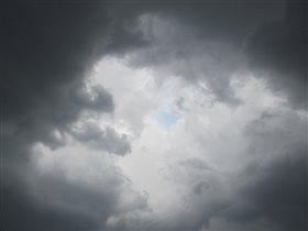 'кажется дождь собирается...'
