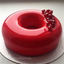 Фуд-блогер Ольга Носкова и ее зеркальные торты