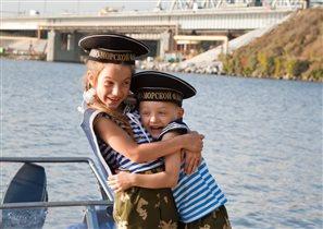 ты морячка - я моряк!