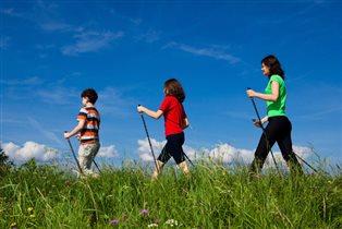 Скандинавская ходьба: как просто похудеть, сохранить результат и здоровье