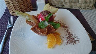 Десерт из Минска