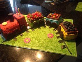 Торт для Петруши