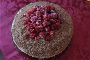 Торт 'Вдохновение'