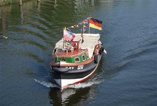 Города Германии. Старинный живописный маршрут по Эльбе 'Соляной путь'