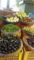 индийские овощи