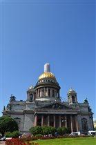 Исаакиевский собор в Питере