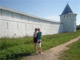 Спасо-Прилуцкий монастырь в Вологде