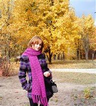 Золотом красивая осень!