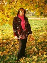 Осень - рыжая подружка!