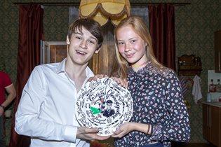 «Семья Светофоровых» - первый образовательный семейный сериал на телеканале «Карусель»