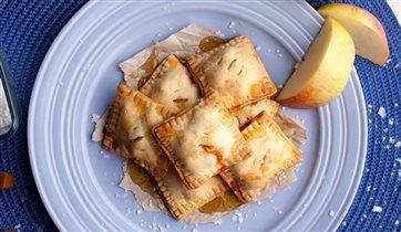 Рецепты из яблок: рецепт с фото соленого печенья с яблоками и карамелью