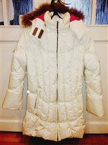 HUPPA Зимнее пальто для девочки 158р-р