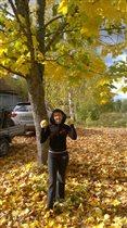 Осень, ура, у нас снова урожай яблок,приглашаю)