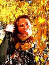 Сама девушка Осень)))))))
