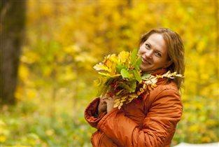 Осенняя прогулка...