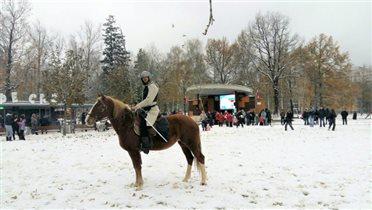 25 января в Лианозовском парке пройдет программа «Дуэльный кодекс»