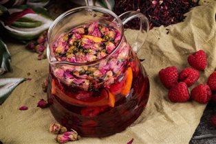 Рецепты приготовления чая: с розой, эстрагоном и цветками хризантемы
