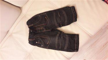 джинсы next на малыша 6-9мес