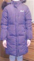 Д\Д пальто зимнее 158 рост