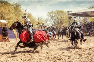 Международный рыцарский турнир Святого Георгия