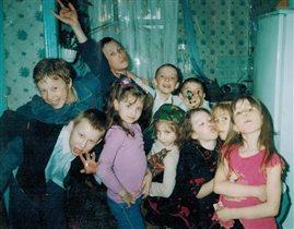 мне исполнилось 7 лет. эх это было 14 лет назад.