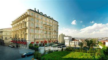 Путешествие с Агатой Кристи - Лондон и Стамбул по книге 'Убийство в Восточном экспрессе'