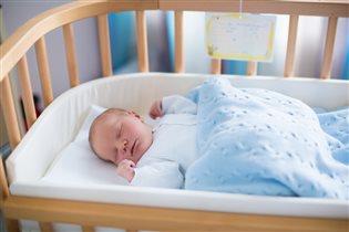 Спокойный сон грудничка: 6 советов