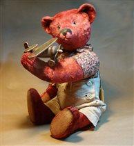 IX Московская международная выставка коллекционных медведей Teddy