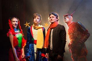 Цирковое шоу-мюзикл «Маленький принц»: фото и отзыв о премьере