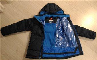 Куртка Columbia Omniheat разм. 140, 3000 руб.