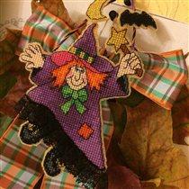 Ведьмочка от Гали pugalka для меня! :)