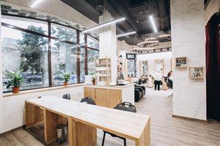 Новый салон-'конструктор' «ВМЕСТЕ   красота и здоровье»