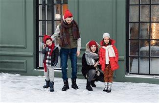 Детская зимняя обувь Скандиа: коллекция Skandia Basic FW17-18