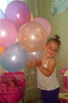 День Рождение в 3 года