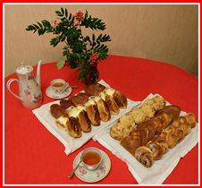 пироги - тесто на масле