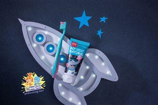 Фиксики научат детей чистить зубы