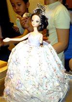 торт маленькой принцессы
