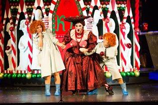 'Пряничный домик, или Гензель и Гретель' - премьера в 'Новой опере'