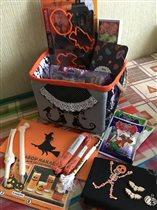 Подарки! В проекте Хеллоуин 2017