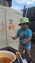 Каждый ребенок — художник.