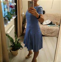 Платье эмка
